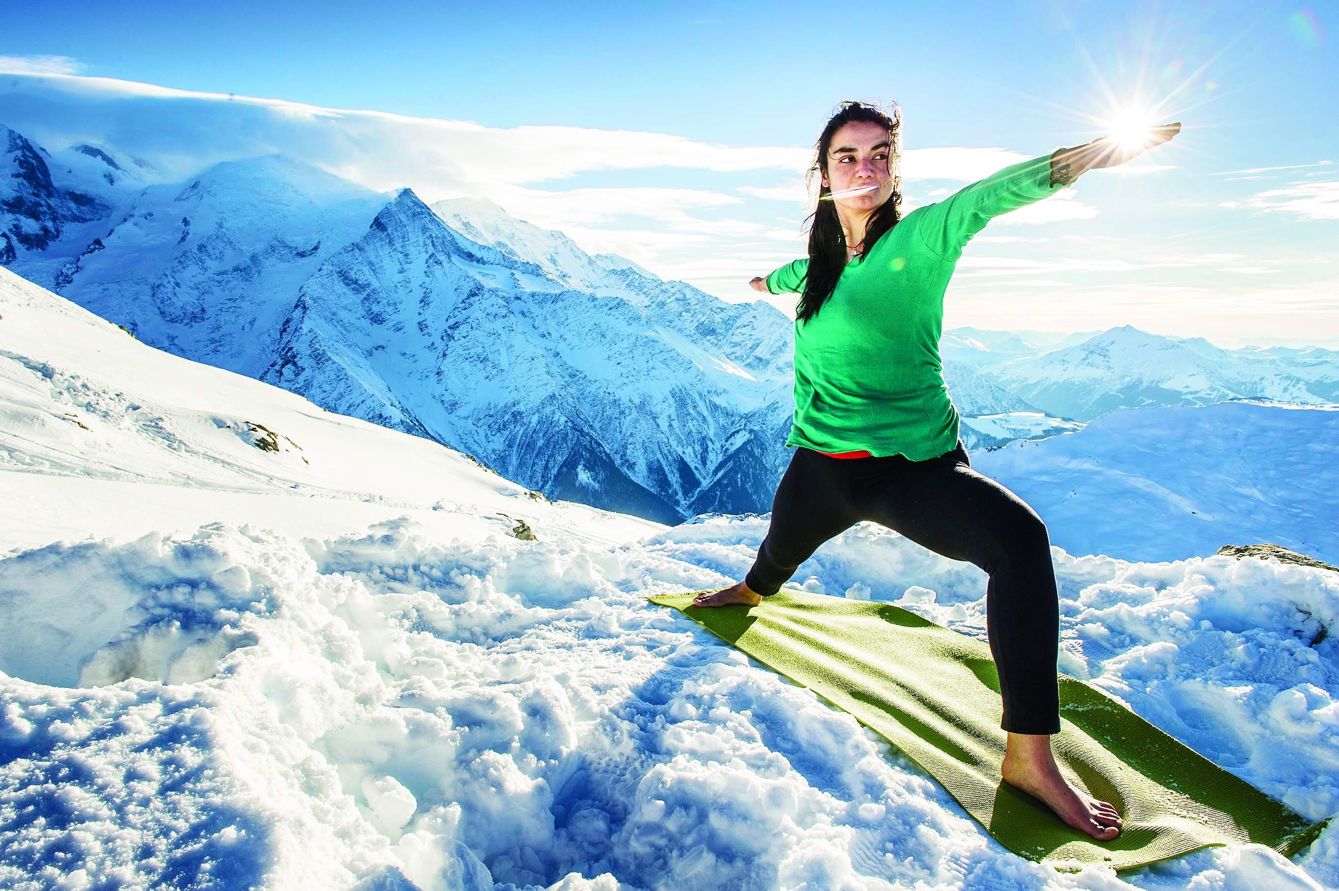 International yoga day is on June 21