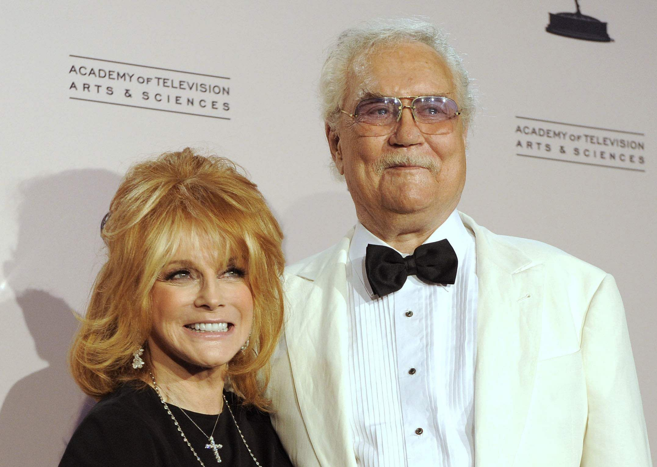 Roger Smith with wife Ann-Margret