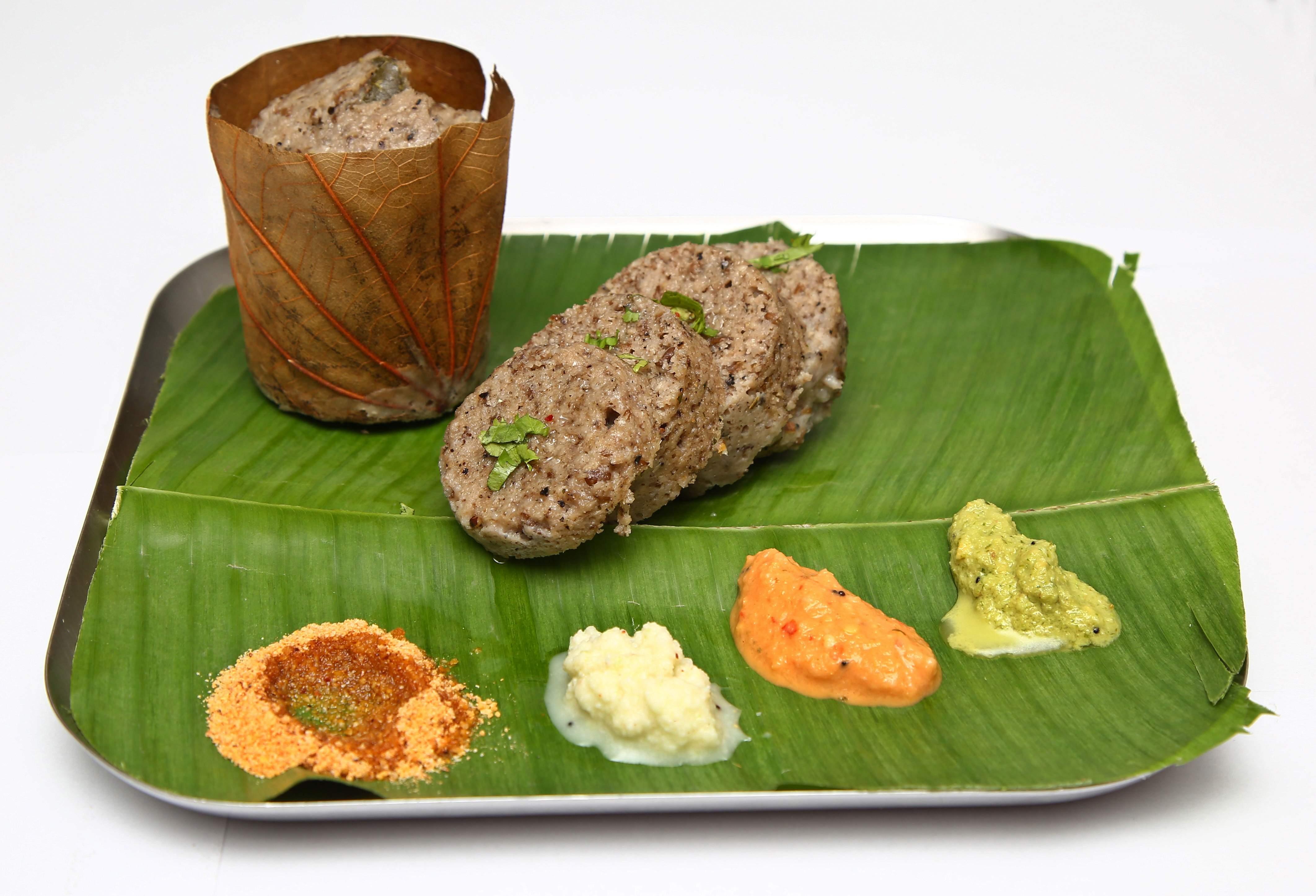 Kanchipuram Idly