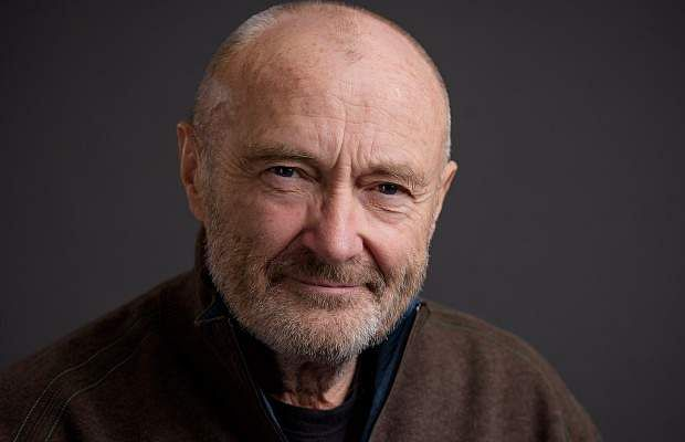 Phil Collins postpones shows after being hospitalized