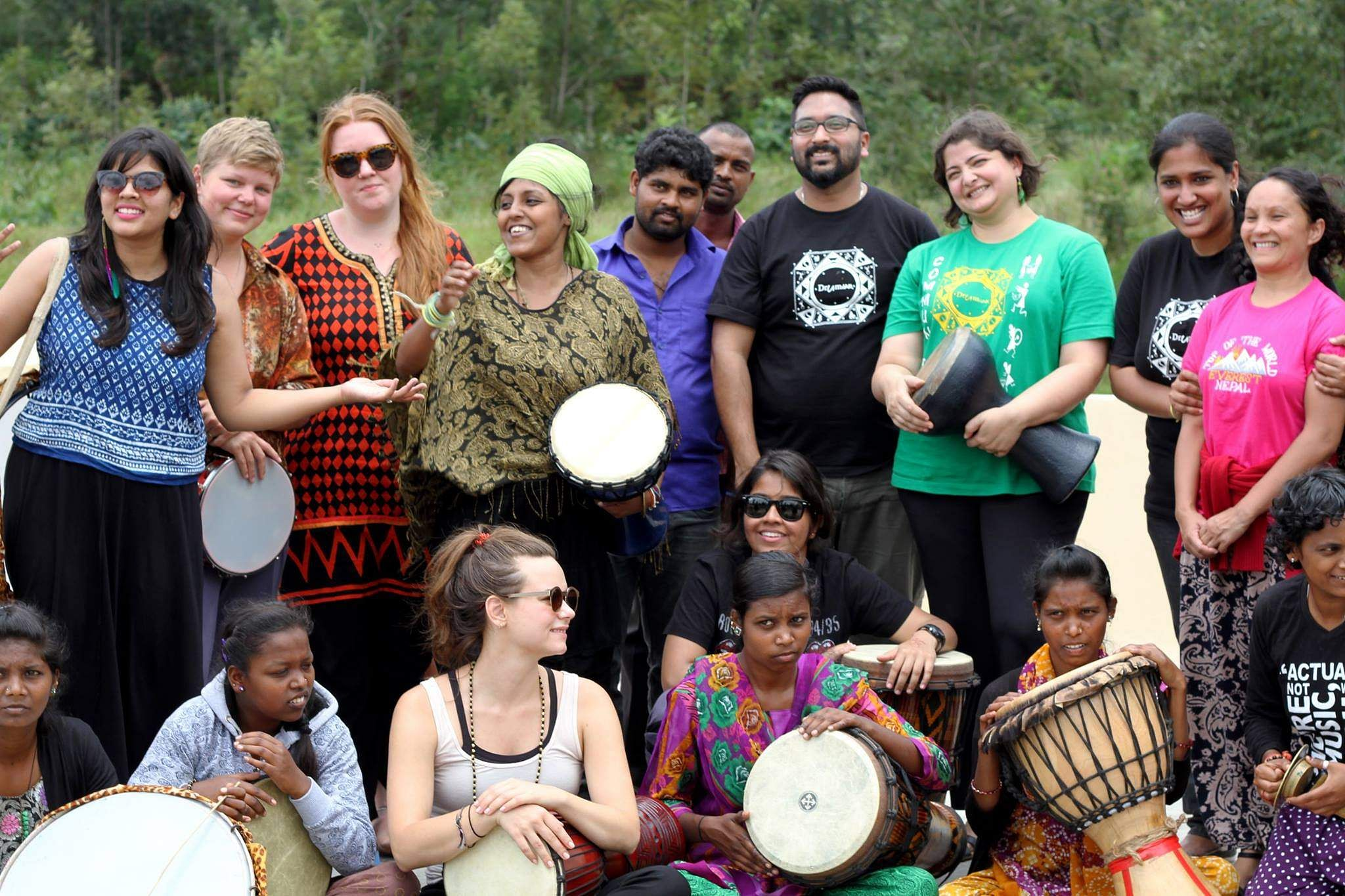 Making music across cultures and boundaries