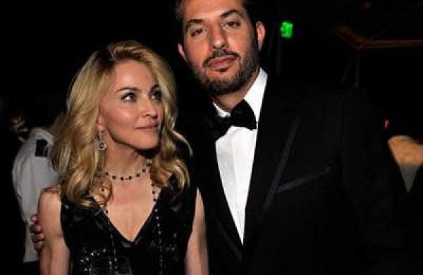 Madonna & Guy Oseary
