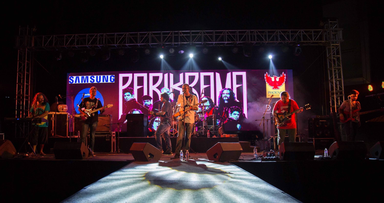 Parikrama rock Chennai