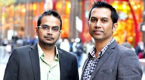 Raj and DK