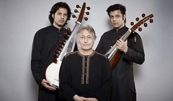 Amjad Ali Khan and sons
