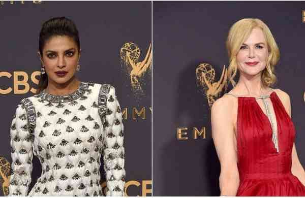 Priyanka Chopra and Nicole Kidman