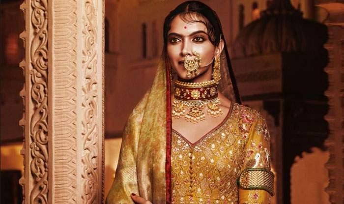 Deepika looks regal in first poster of Padmavati