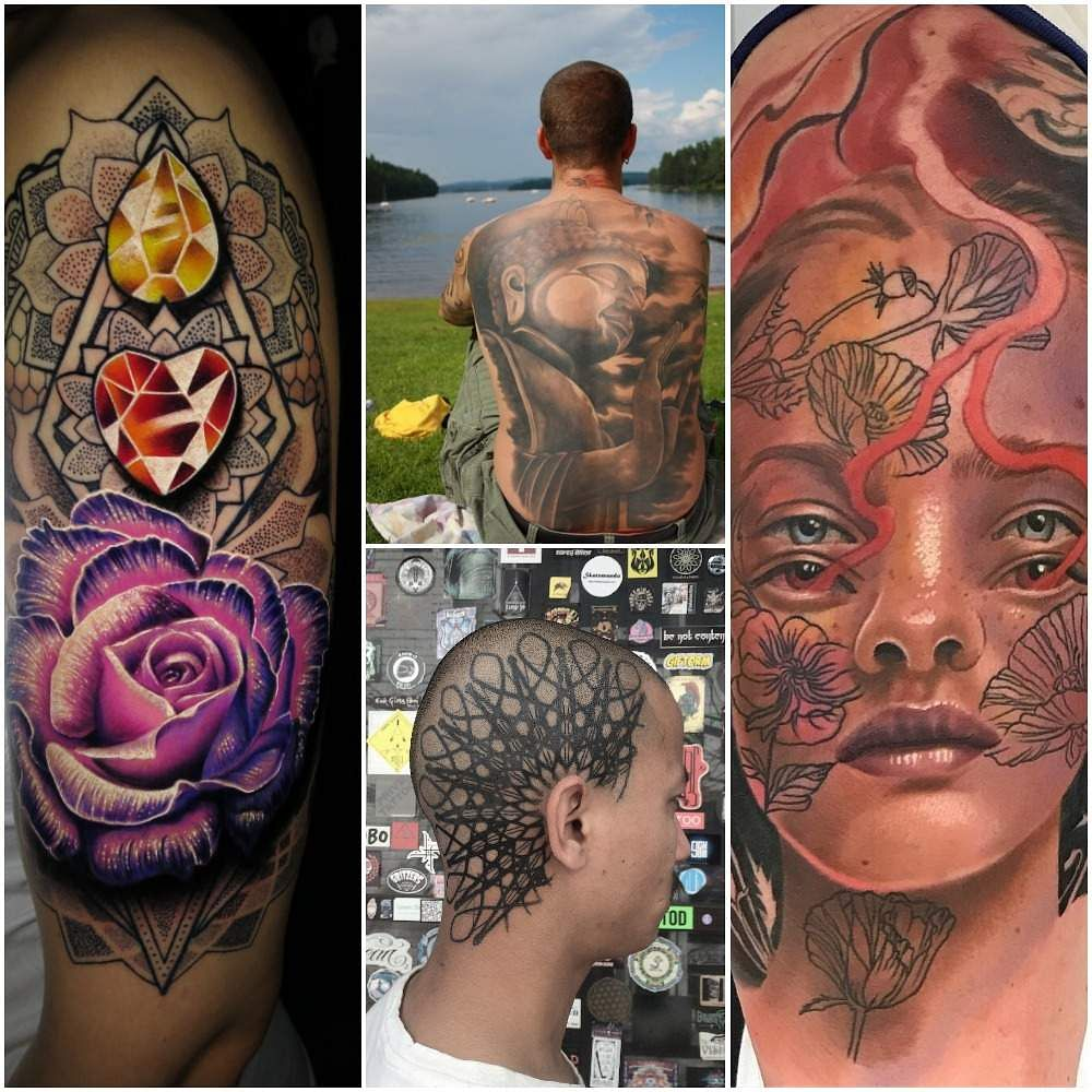 Artists attending Goa Tattoo Festival talk about future of the art ... - Tattoo Trends 2018