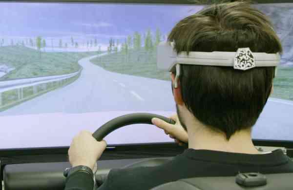Brain-to-Vehicle