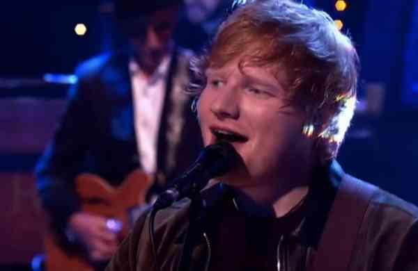 Ed Sheeran covers Layla