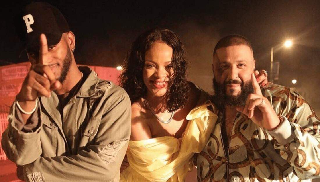Rihanna to Perform at 2018 Grammys Alongside DJ Khaled and Bryson Tiller