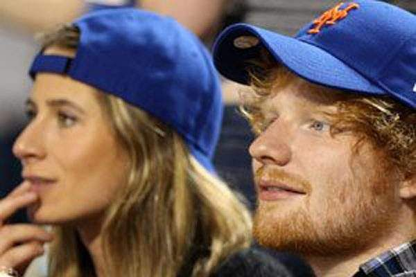Ed Sheeran engaged to Cherry Seaborn