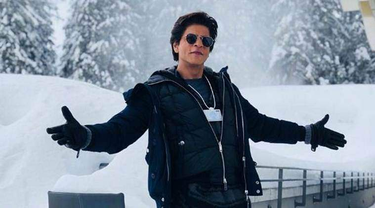 Shah Rukh Khan Being Shah Rukh Khan In Snowy Switzerland