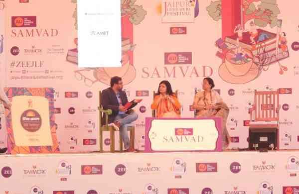Hindi bestsellers at JLF 2018