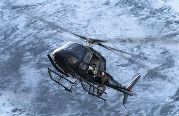 A still from Mission: Impossible - Fallout