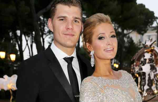 Paris Hilton gets engaged