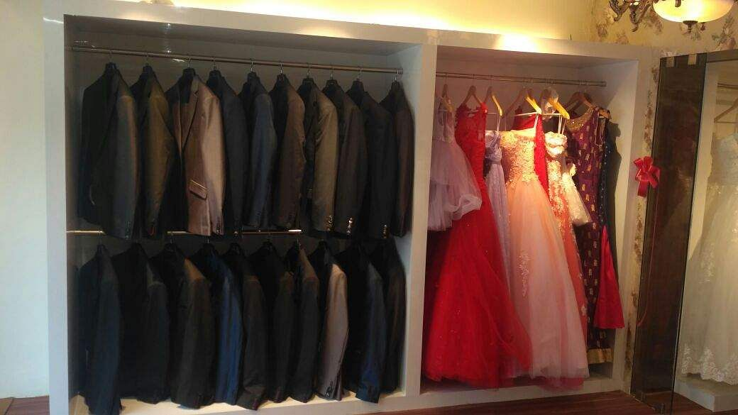 a314af03b70 Juno Marie bridal gowns open it second outlet at Kotturpuram