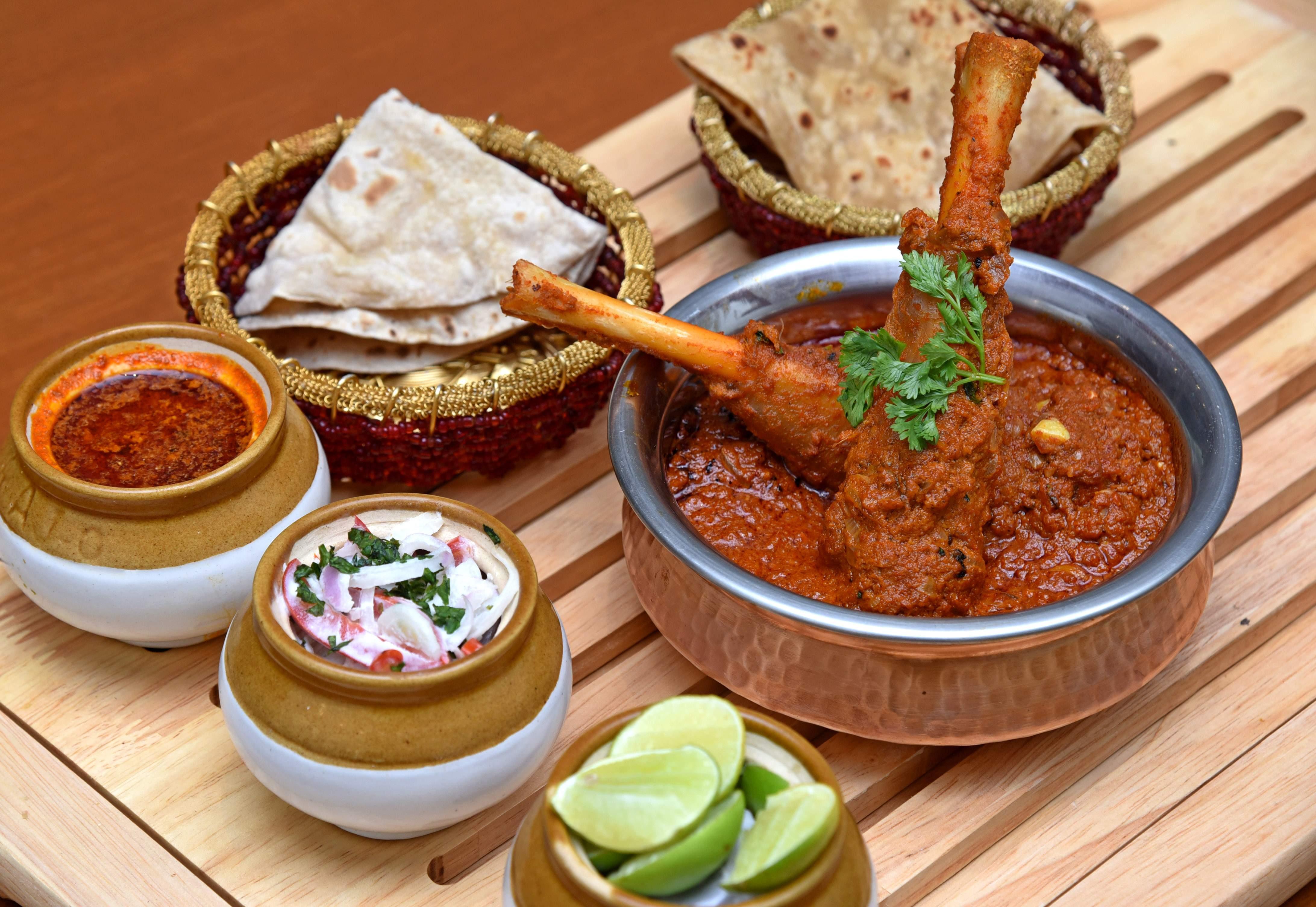 Kolhapuri Mutton Curry Masala