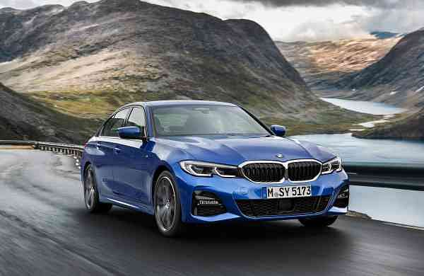 The seventh generation BMW 3 Series