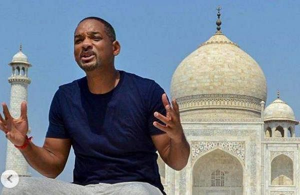 Will_Smith_Taj_Mahal latest pictures