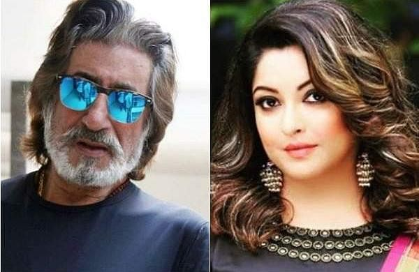 Shakti Kapoor Tanushree Dutta latest picture