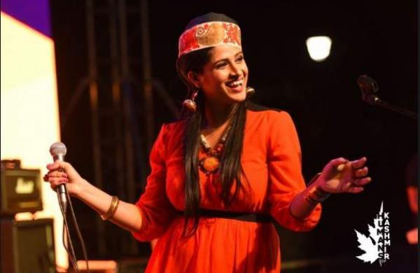 Interview: Kashmiri singer Aabha Hanjura on her new release, Khanmoej Koor