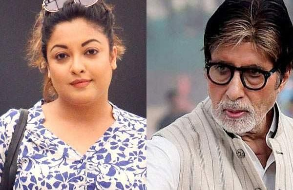Tanushree Dutta slams Amitabh Bachchan for his comment on Nana Patekar controversy