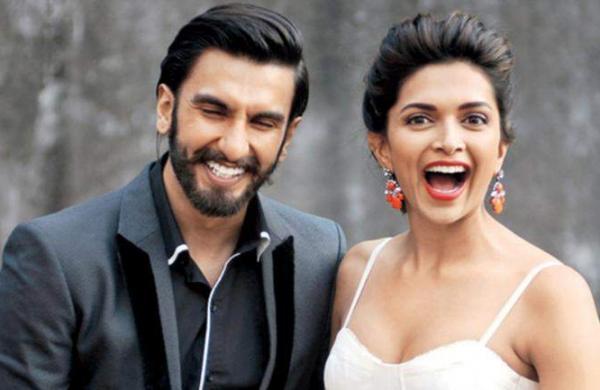Ranveer and Deepika google photo
