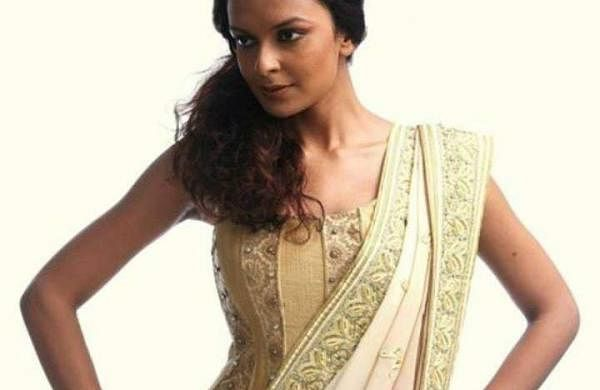 New Saree Drape Style