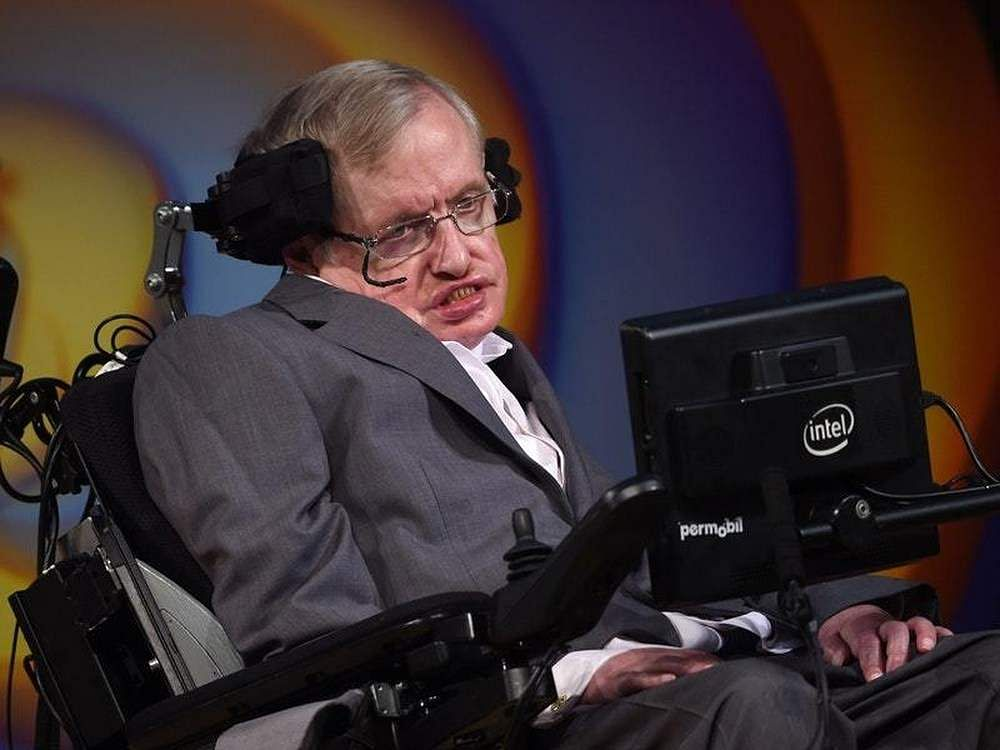 Stephen Hawking's wheelchair and medals are up for auction