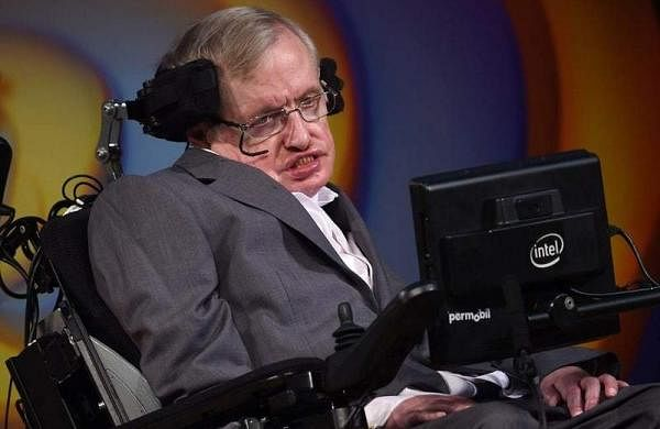 Selection of Stephen Hawking's personal items including his iconic wheelchair to be auctioned