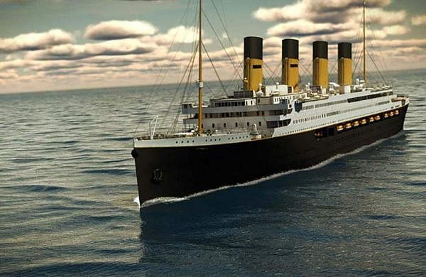 Titanic II set to sail with the same number of passengers, will trace the original Titanic's route