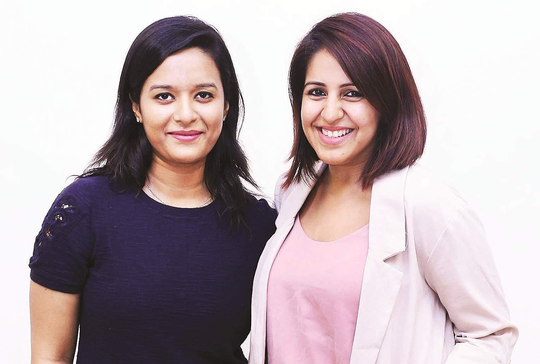 Mathangi Kumar and Amrita Samant