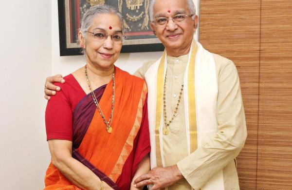 Shanta and VP Dhananjayan