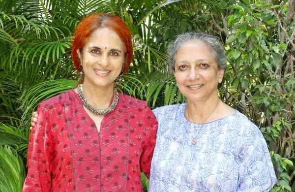 Parvathi Nayar & Leela Samson