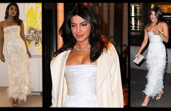 See Pictures:Priyanka Chopra's pre-wedding celebrations begin with a bridal shower