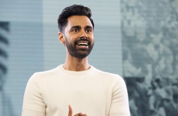 Netflix Hasan Minhaj