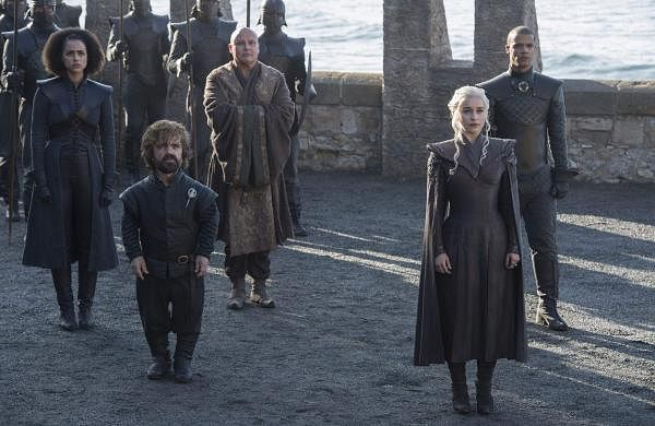 Game of Thrones final season to  premiere in April 2018, HBO releases teaser