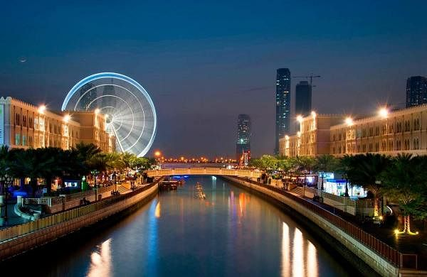 Tourist Attractions Places in Sharjah