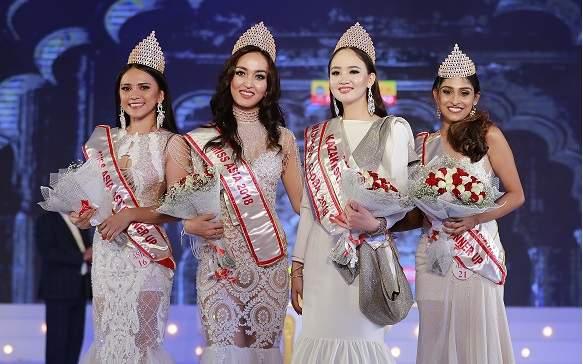 Miss Asia 2018
