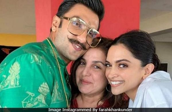 Here's what Farah Khan gifted Deepika Padukone and Ranveer Singh before they left for Italy