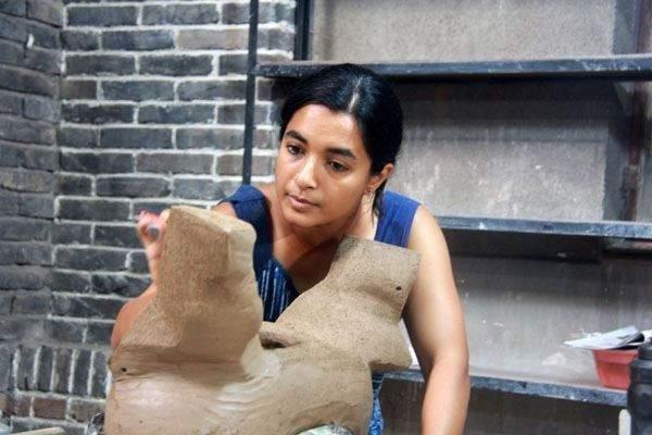 Ceramics Artistrs Ashwini Bhat