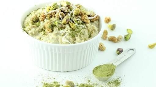 Moringa Oatmeal recipe