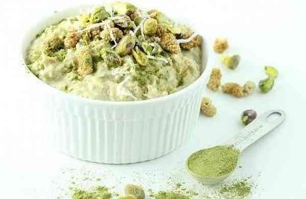 Moringa Oatmeal recipe