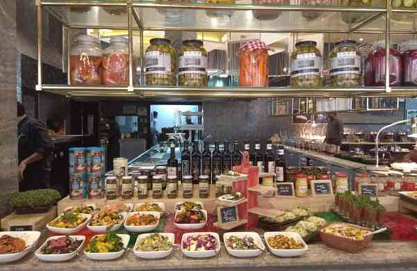 Lush restaurant Bangalore