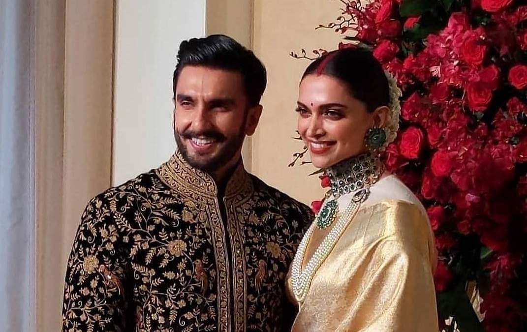 Pictures of Deepika Padukone and Ranveer Singh's wedding giveaway gifts are winning the internet