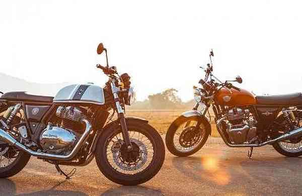 Interceptor and Continental GT