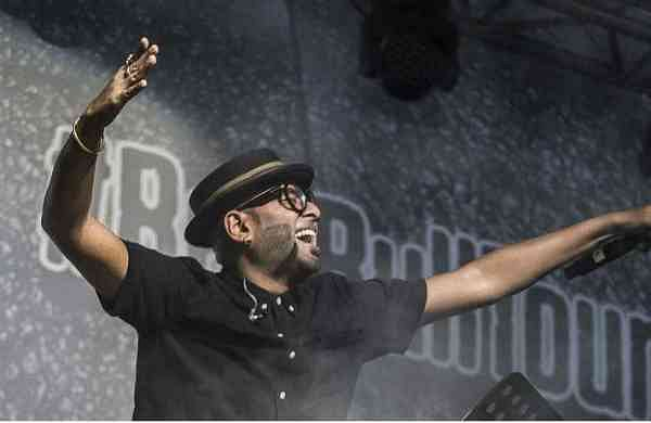 Singer Benny Dayal live performances