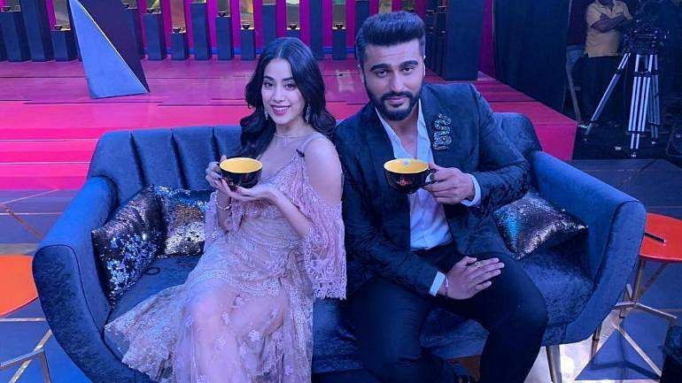 Koffee With Karan S6: Anshula Kapoor gets rape threats for not helping Janhvi Kapoor win a game, Arj