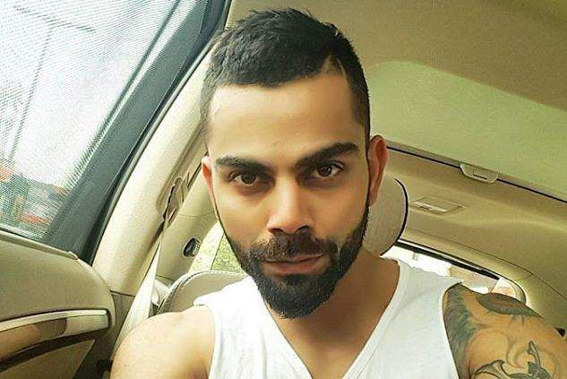 From sporting a short crop with a neatly trimmed beard in 2016, Virat Kohli has come a long way to experiment with style